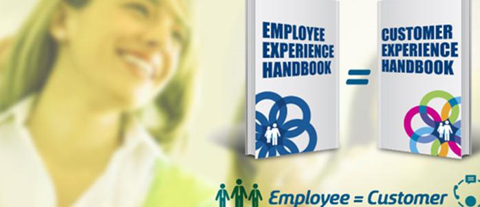 Customer Experience= Employee Experience le mantra pour reussir dans un noveau monde