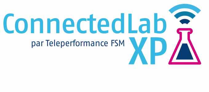 Connected Lab XP de Teleperformance