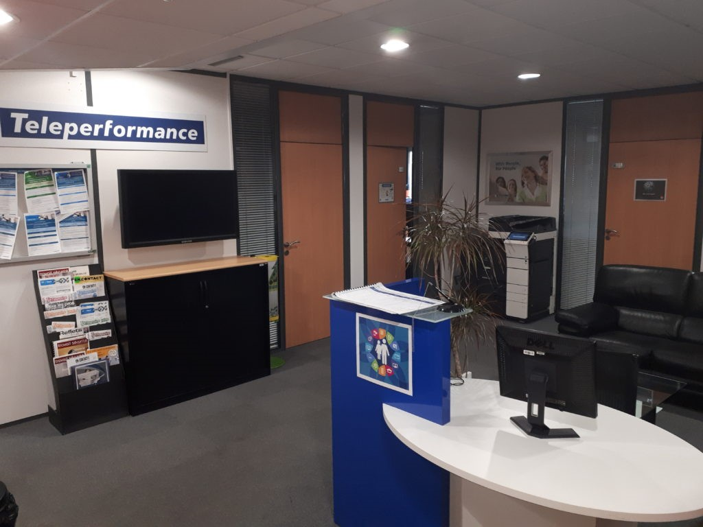 Teleperformance Reims : un centre de contact au cœur de la Champagne