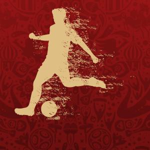 La Coupe du Monde de Football vue par les réseaux sociaux (Infographie)