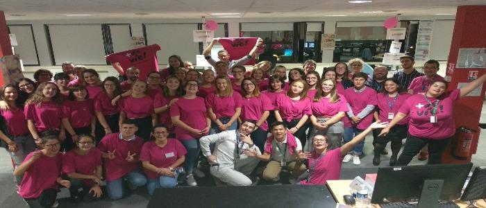 Teleperformance France mobilisée pour l'opération «+ de Vie!» 2018