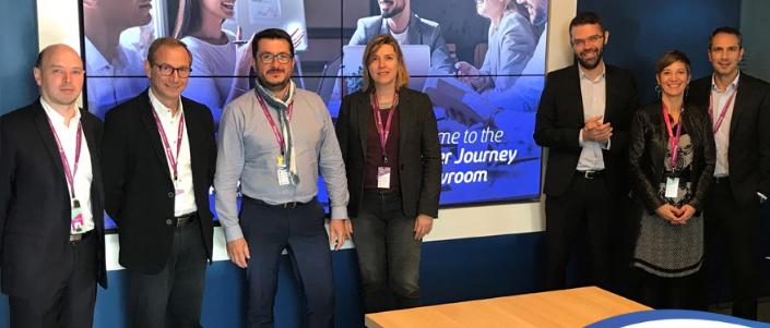Découvrez le Customer Journey Showroom de Teleperformance France